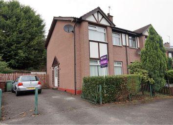 Thumbnail 4 bedroom semi-detached house for sale in Hazelwood Avenue, Belfast
