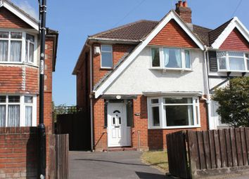 Thumbnail 3 bedroom semi-detached house for sale in Middle Road, Southampton