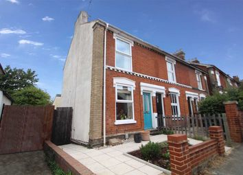 Thumbnail 2 bedroom end terrace house for sale in Nottidge Road, Ipswich