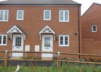 Thumbnail 2 bed semi-detached house to rent in Stryd Bennett, Llanelli