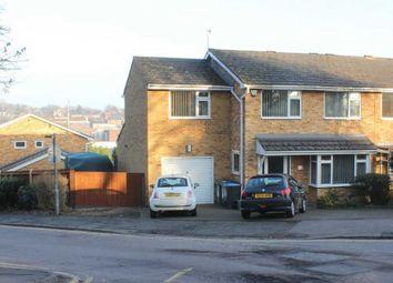Thumbnail 4 bed semi-detached house for sale in Heath Lane, Hemel Hempstead