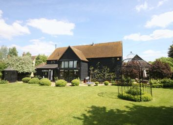 Thumbnail 6 bed property for sale in Cold Christmas Lane, Thundridge, Ware