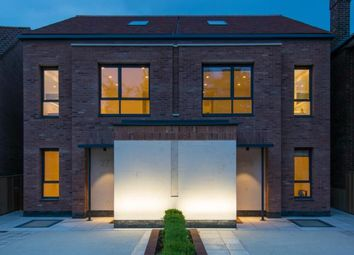 Thumbnail 4 bed semi-detached house for sale in Hermitage Lane, London