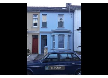 Thumbnail 4 bed terraced house to rent in Federation Road, Plymouth