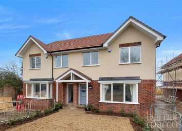 Thumbnail 3 bedroom semi-detached house for sale in Covey Road, Worcester Park