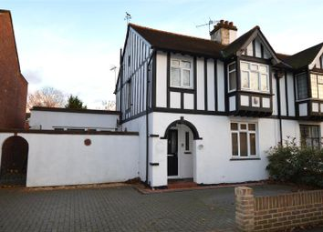 Thumbnail 3 bed semi-detached house for sale in Green Lane, Worcester Park