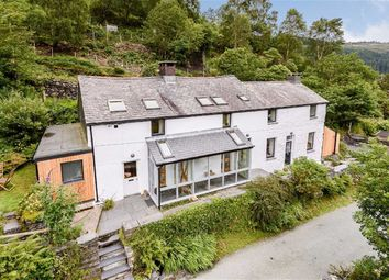 Thumbnail 5 bed cottage for sale in 5 And 7, Penrhos Cottages, Corris, Machynlleth