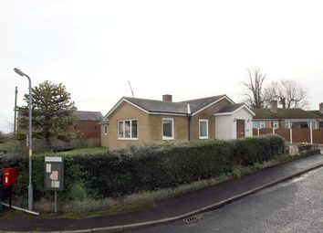 Thumbnail 4 bed detached bungalow for sale in Burgh-By-Sands, Carlisle