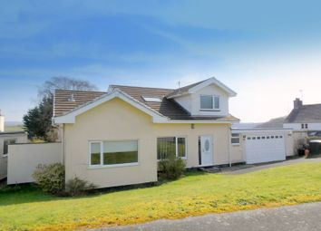 Thumbnail 3 bed detached house for sale in Coombe Drive, Cargreen, Saltash