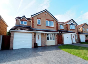 Thumbnail 4 bedroom detached house for sale in Pemberley Chase, Sutton-In-Ashfield