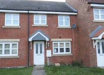 Thumbnail 2 bed terraced house for sale in Ladyburn Way, Hadston, Morpeth