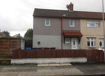 Thumbnail 2 bed end terrace house to rent in Retford Road, Kirkby, Liverpool
