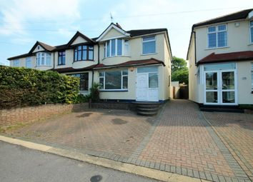 Thumbnail 3 bed semi-detached house for sale in North Street, Romford