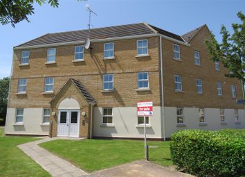 Thumbnail 2 bed flat for sale in Woodcock Road, Royston, Hertfordshire