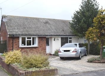 Thumbnail 2 bed bungalow to rent in Hillfield, Foxton, Cambridge