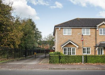 Thumbnail 3 bed end terrace house for sale in Windsor Drive, Houghton Regis, Dunstable