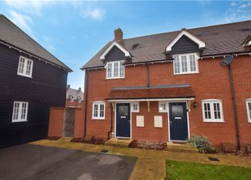 Thumbnail 2 bed end terrace house for sale in Richmond Road, Colchester, Essex