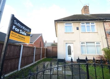Thumbnail 3 bed end terrace house for sale in Linner Road, Speke, Liverpool