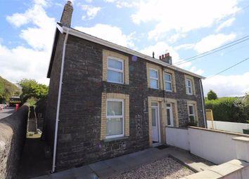 Thumbnail 3 bed semi-detached house for sale in Pwllhobi, Aberystwyth, Ceredigion