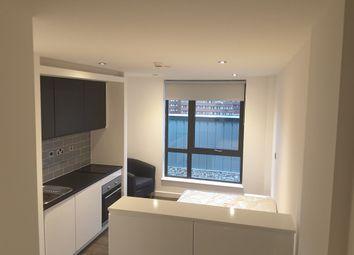 Thumbnail 1 bedroom flat to rent in Hodgson Street, Sheffield