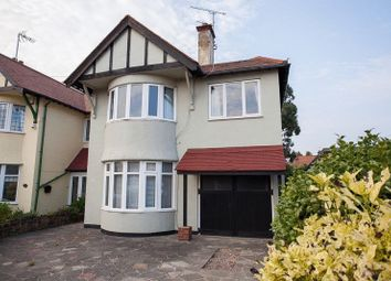 Thumbnail 4 bedroom semi-detached house to rent in Midhurst Avenue, Westcliff-On-Sea