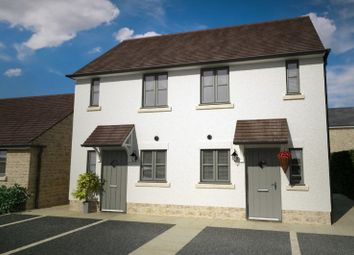 Thumbnail 2 bed semi-detached house for sale in Greenfields Close, Middlefields, Chippenham