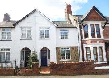 Thumbnail 3 bed terraced house for sale in Burlington Terrace, Cardiff