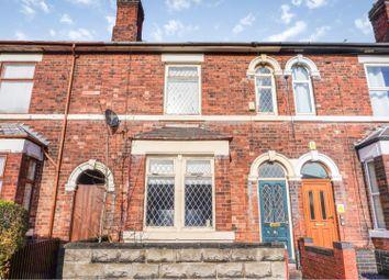 3 bed terraced house for sale in London Road, Alvaston DE24