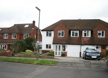 Thumbnail 3 bed semi-detached house for sale in Hillside Road, Ashtead, Surrey