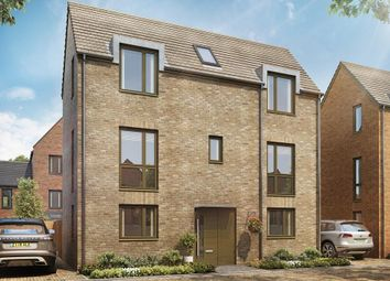 """Thumbnail 4 bedroom detached house for sale in """"Brampton"""" at Huntingdon Road, Cambridge"""
