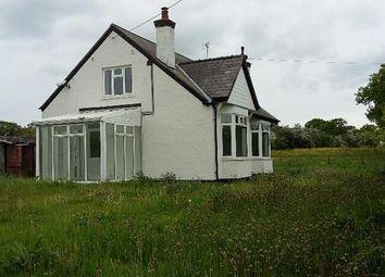 Thumbnail Commercial property for sale in Aberllanerch Bungalow, Bryn Road, Alltami, Mold, Flintshire