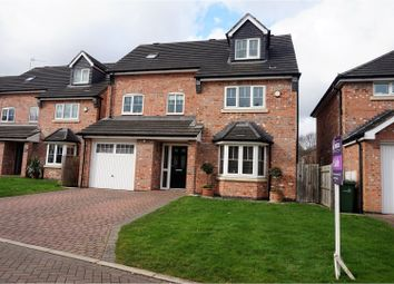 Thumbnail 5 bedroom detached house for sale in Appledale, Macclesfield