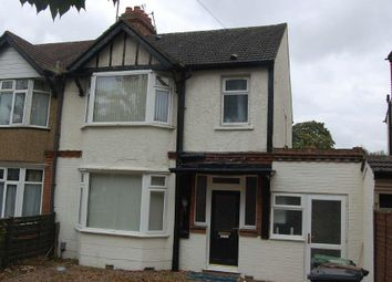 Thumbnail 3 bedroom semi-detached house to rent in Oakley Road, Leagrave, Luton
