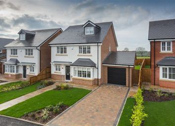 Thumbnail 5 bed detached house for sale in Garstang Road, Bowgreave, Preston