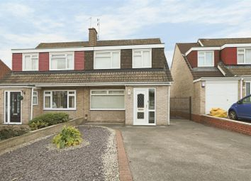 Thumbnail 3 bed semi-detached house for sale in Ramsey Drive, Arnold, Nottingham