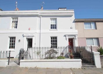 Thumbnail 4 bed terraced house for sale in South Hill, Stoke, Plymouth