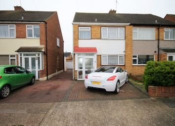 Thumbnail 3 bedroom semi-detached house for sale in Birch Close, Romford