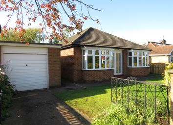Thumbnail 3 bed detached bungalow for sale in Richardson Road, Thornaby, Stockton-On-Tees
