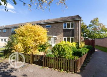 Thumbnail 3 bed end terrace house for sale in Quills, Letchworth Garden City