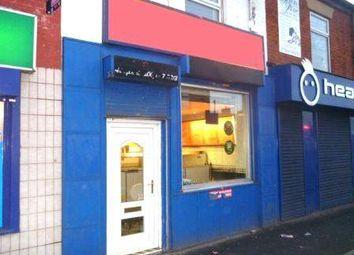 Thumbnail Retail premises for sale in Oldham OL8, UK