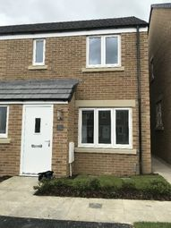 Thumbnail 3 bed semi-detached house to rent in Seawell Road, Weldon, Corby