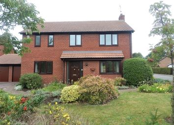 Thumbnail 4 bedroom detached house to rent in Wensum Valley Close Hellesdone, Norwich
