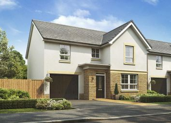 "Thumbnail 4 bed detached house for sale in ""Dalmally"" at Merchiston Oval, Brookfield, Johnstone"