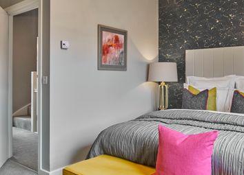 Thumbnail 1 bedroom flat for sale in Portland, London