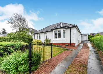 Thumbnail 3 bedroom detached bungalow for sale in Cardross Road, Dumbarton