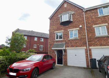 Thumbnail 4 bed semi-detached house for sale in Castle Lodge Gardens, Rothwell, Leeds