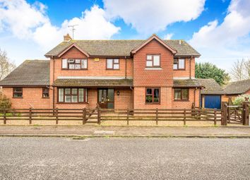 Thumbnail 4 bed detached house for sale in William Hill Drive, Bierton, Aylesbury