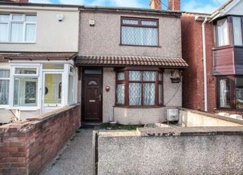2 bed end terrace house for sale in Arbury Avenue, Coventry, West Midlands CV6
