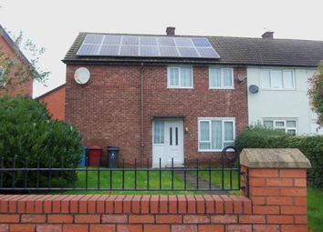 Thumbnail 4 bed end terrace house for sale in Camberley Drive, Woolton, Liverpool