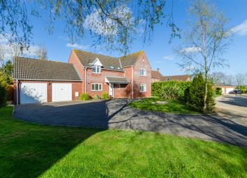 Thumbnail 4 bed detached house for sale in Mill Court, Dereham